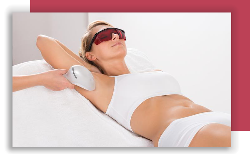 DiolazeXL Laser hair removal treatments Lincoln Park Illinois